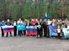 День Российского флага уральская молодежь отметила соревнованием