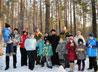 Воспитанники клуба «Добрыня» очистили лес от мусора