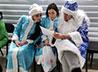 Подготовку к «Рождественскому чуду» в храме на Семи Ключах начали с мастер-класса