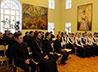 Епископ Каменский и Камышловский Мефодий пообщался со студентами духовной семинарии