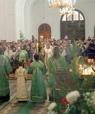 Митрополит Кирилл возглавит праздничные богослужения в дни праведного Симеона в Верхотурье