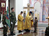Воспитанники патриотического клуба «Доблесть» приняли кадетскую присягу