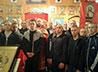 На Областном сборном пункте призывники получают духовное окормление