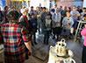 Члены Нижнетагильского общества глухих посетили колокольный завод Каменска-Уральского