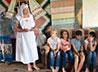Сестры милосердия рассказали подросткам о Великой княгине Елисавете Феодоровне