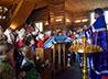 Первые занятия в ЦПШ храма на Семи Ключах начались с вручения свидетельств