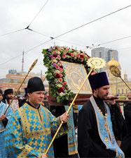 День Казанской иконы Божией Матери уральцы отметят Крестным ходом