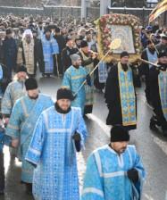 В День народного единства в Екатеринбурге пройдет общегородской крестный ход