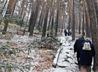 Прихожане Знаменского храма прошли тропами Симеона Сербишинского
