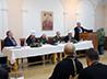 В Екатеринбурге проходят учебные сборы штатного военного духовенства ЦВО