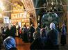 Престольный праздник левого придела встретил Преображенский собор г. Верхотурье