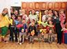 Веселый праздник устроили для больных детей каменские волонтеры