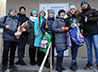 Волонтеры Тавды собрали вещи для нуждающихся