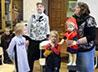 Очередное собрание семейного клуба «Матрешка» посвятили Дню матери
