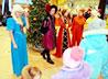 В Каменске-Уральском провели рождественские представления для детей