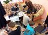 Воспитанники технического центра научили сирот делать роботов