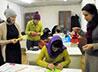 Для нижнетагильских миссионеров провели мастер-класс по изготовлению ангелочков