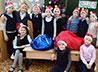 Каменские лицеисты приняли участие в Рождественской благотворительной акции
