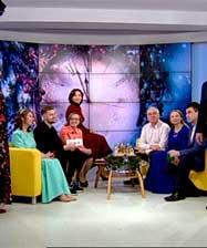 Телеканал «Союз» приготовил для зрителей праздничный новогодний эфир