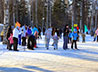 Члены новоуральского клуба инвалидов «Кедр» приняли участие в зимних праздниках