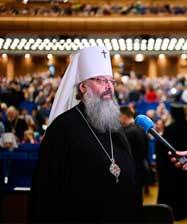 Митрополит Кирилл на открытии Рождественских чтений: «Нам необходимо вернуть дух народа-победителя»