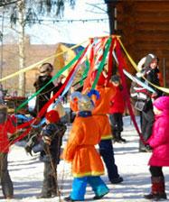 С 7 по 13 марта в Екатеринбурге пройдут масленичные гуляния