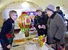 Благотворительную ярмарку постных пирогов провели на Богородице-Владимирском приходе