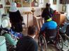 Перед Пасхой в пансионате «Уктусский» исповедались и причастились 78 человек