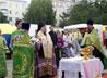 Изделия Скорбященского монастыря украсили Православную ярмарку Нижнего Тагила