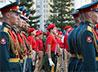 140 школьников пополнили ряды Всероссийского военно-патриотического движения «Юнармия»