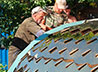Жители села Мраморского продолжают восстанавливать местную церковь