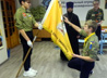 Участникам скаутского движения г. Качканара вручили именные сертификаты
