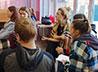 Сотрудники Центра «Колыбель» провели для студентов интерактивное занятие «Да здравствует жизнь!»