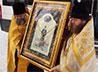 С 28 по 30 декабря чудотворная икона Матроны Московской будет пребывать в Успенском соборе на ВИЗе