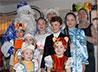 Многодетную семью священника посетил Дед Мороз