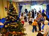 Рождественскую елку для школьников устроили в ДПЦ «Покров» Первоуральского благочиния