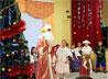 Суворовцы поздравили школу искусств п. Северка шефским концертом
