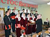Воспитанники Покровского храма подготовили для женщин прихода праздничный спектакль