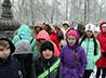 Сысертские школьники посетили старинное кладбище Екатеринбурга