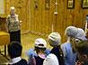 Встречу с очевидцем войны провели для школьников в ДПЦ Богородице-Владимирского храма