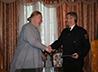 Награждение Грамотами Синодального отдела представителей силовых структур