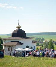 1 июля в Боголюбской обители в Сарсах пройдет престольный праздник