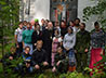 На подворье «Благодатное» православная молодежь провела незабываемое лето