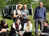 Семейный клуб «Очаг» Скорбященской обители провел первую встречу после летних каникул