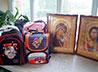 Серовская епархия провела благотворительную акцию в поддержку школьников из нуждающихся семей