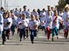 Во всероссийском «Кроссе наций» вместе с тысячами земляков приняли участие и уральские кадеты