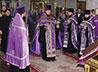 В день празднования Воздвижения Честного Животворящего Креста Господня в Храме-на-Крови прошли торжественные богослужения