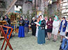 Волонтеры Православной службы милосердия помолились своему небесному покровителю