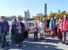 Воспитанники Вознесенской ЦПШ совершили прогулку вокруг городского пруда