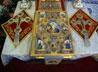 В воскресенье был совершен чин освящения Державного храма на Ганиной Яме